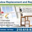 Photo #1: WINDOWs REPAIR & GLASS REPLACEMENT & INSTALL