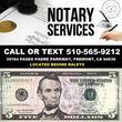 Photo #1: $$$$$ 5 DOLLAR NOTARY PUBLIC BUSINESS special offer