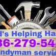 Photo #1: God's helping hands Handyman