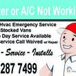 Photo #1: AC Repair - Air conditioning & conditioner- Hvac- Free Service CALL