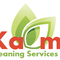 Logo Kamya cleaning services