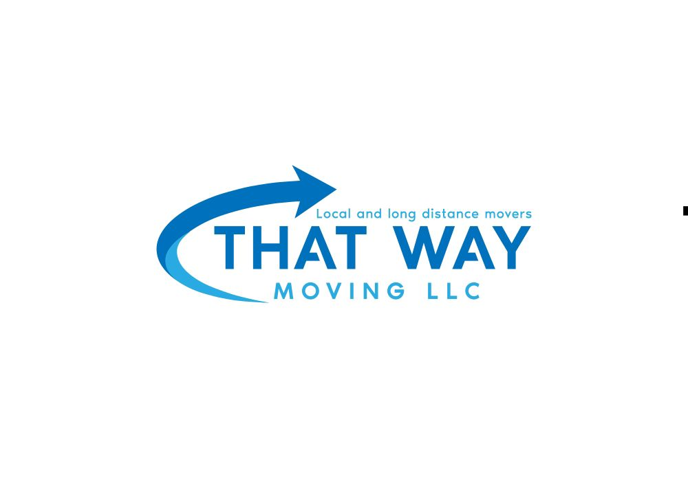 Logo That way moving LLC